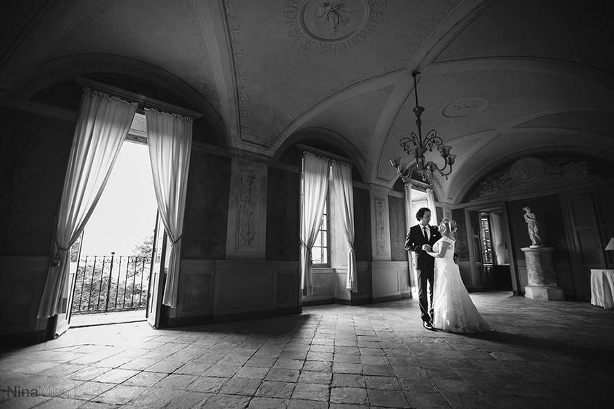 Destination Wedding Italy Italia photographer fotografo matrimonio Nina Milani San Sebastiano Castello Castle German wedding Luppi Torino Piemonte Piedmont Turin elegance (34)