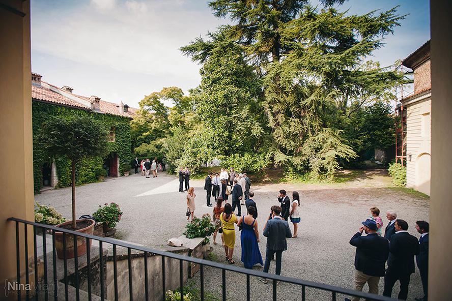 Destination Wedding Italy Italia photographer fotografo matrimonio Nina Milani San Sebastiano Castello Castle German wedding Luppi Torino Piemonte Piedmont Turin elegance (35)