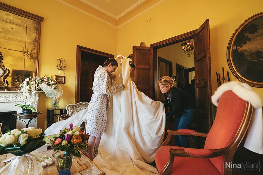 matrimonio torino chiesa crocetta castello Benso mercenasco wedding italy nina milani photographer fotografo (8)