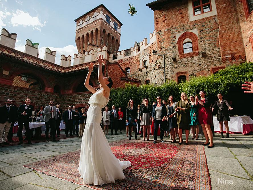 Matrimonio Tema Pavone : Stefano katia matrimonio al castello di pavone nina